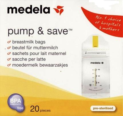 medela pump and save (kantong ASIP)