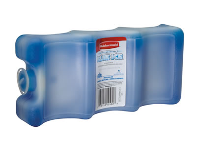 blue ice rubbermaid lekuk