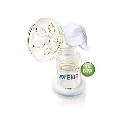 Avent Philips Manual Breastpump BPA Free (SCF300/20)