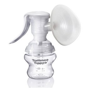 tommee tippee manual breastpump