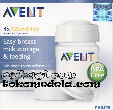 avent philips breastmilk storage and feeding