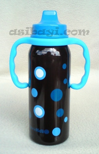 organic kidz with hard spout from NUK
