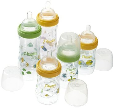 Playtex Drop Ins Decorated Nurser