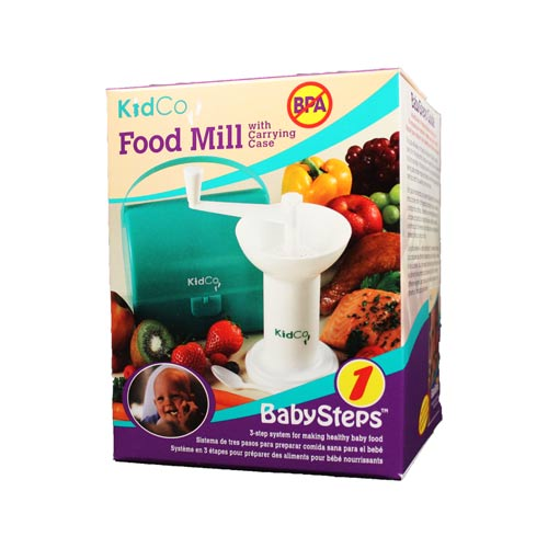 kidco foodmill baby steps