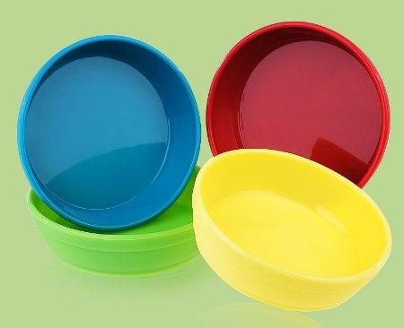 kinder-ville little bites bowls