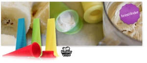Kinderville Popsicle Molds