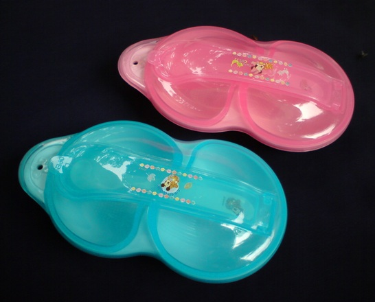 disney baby bowl with spoon (1)