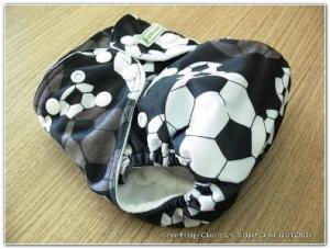 green nappy classic soccer