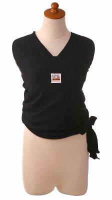 Bobita Wrap Black