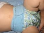 Grovia with 22m baby