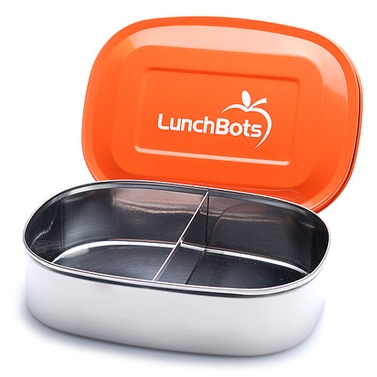 LunchBotsDuo Orange